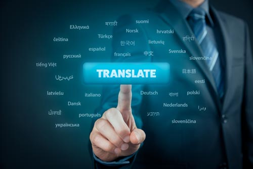 translate button Spanish